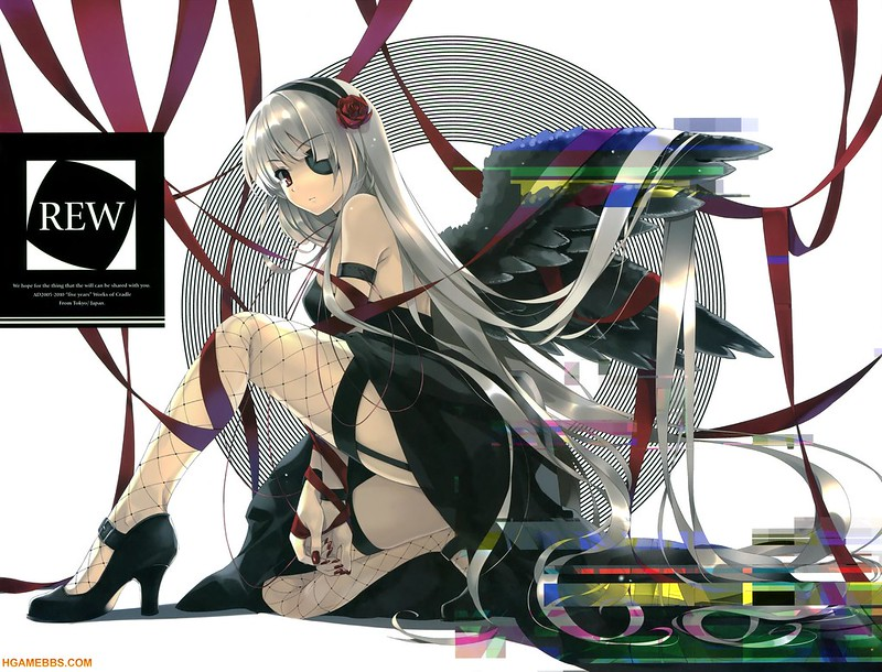 《Anime》Cradle (Misaki Kurehito) - REW
