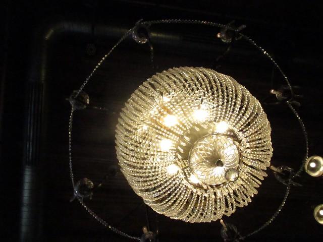 Ovidus' chandelier