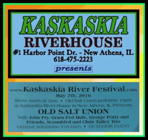 Kaskaskia Riverhouse 5-7-16