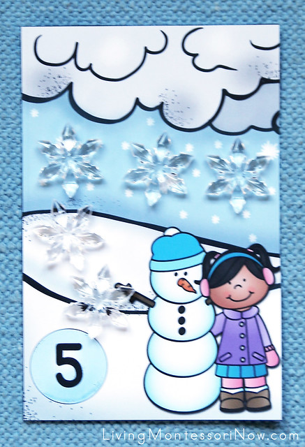 Snowflake Counting