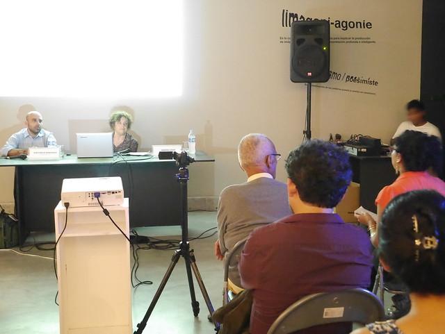 PlaneToti. Conferencia de Sandra Lischi