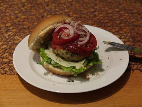 Do-it-Yourself-Fischburger