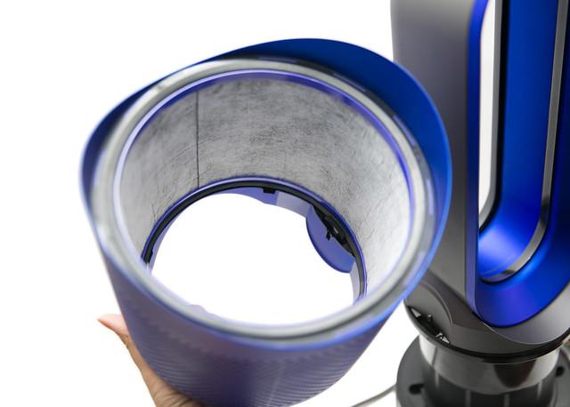 一台就優雅搞定!Dyson Pure Hot+Cool 空氣清淨涼暖氣流倍增器 (HP01) 開箱分享 @3C 達人廖阿輝
