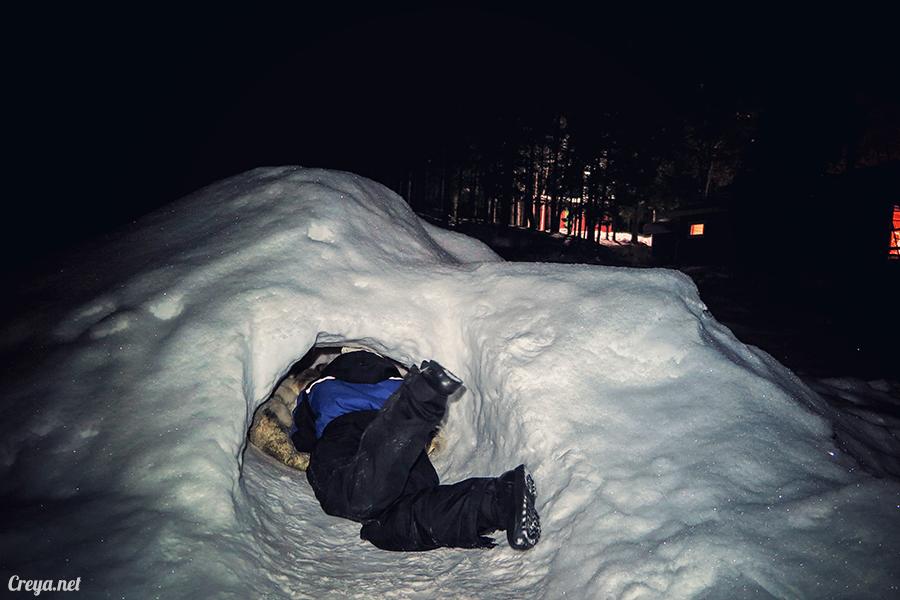 2016.01.31 ▐ 看我歐行腿 ▐ 原來愛斯基摩人也不是好當的,在 Igloo 圓頂冰屋裡睡一宿 18.jpg