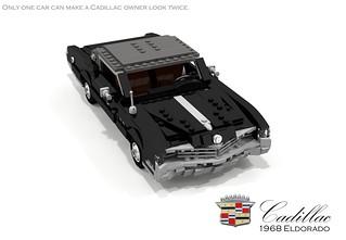 Cadillac 1968 Eldorado