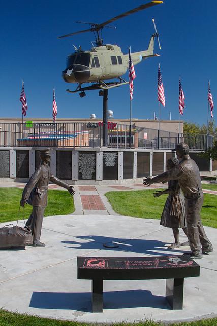 Vietnam War Memorial: Colorado