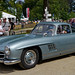 Mercedes 300 SL Coupé  -  W198 I - 1954-1957 by Opron