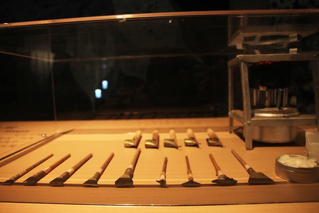 3蘭陽博物館-藍染特展9