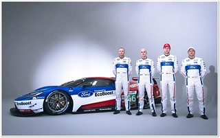2016 WEC Chip Ganassi Racing - 01