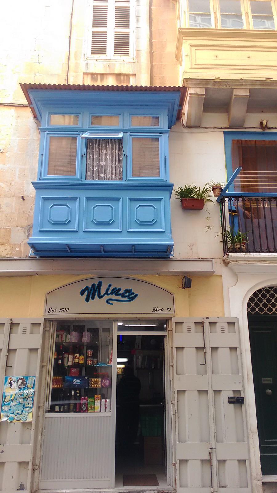 Gallarijas a Valletta