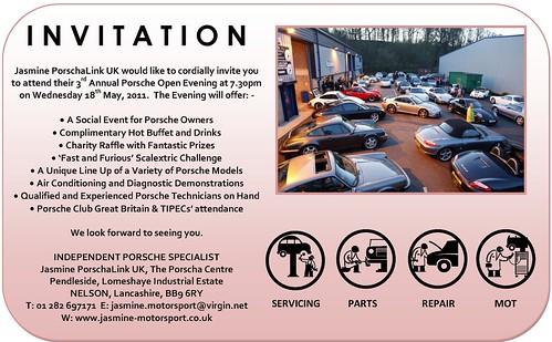 Porsche Open Evening 2011