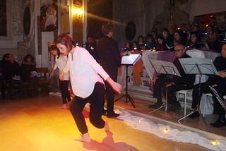 Noicattaro. Concerto meditazione al Carmine front
