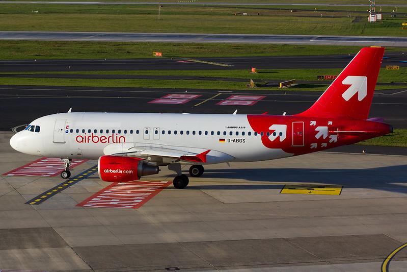 Air Berlin - A319 - D-ABGS (1)