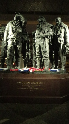 Airmen's memorial London Jan 16 (1)