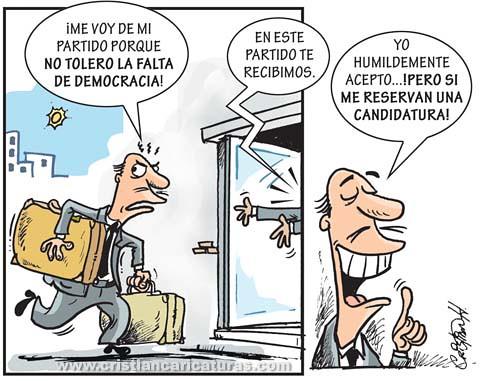 Candidatura reservada