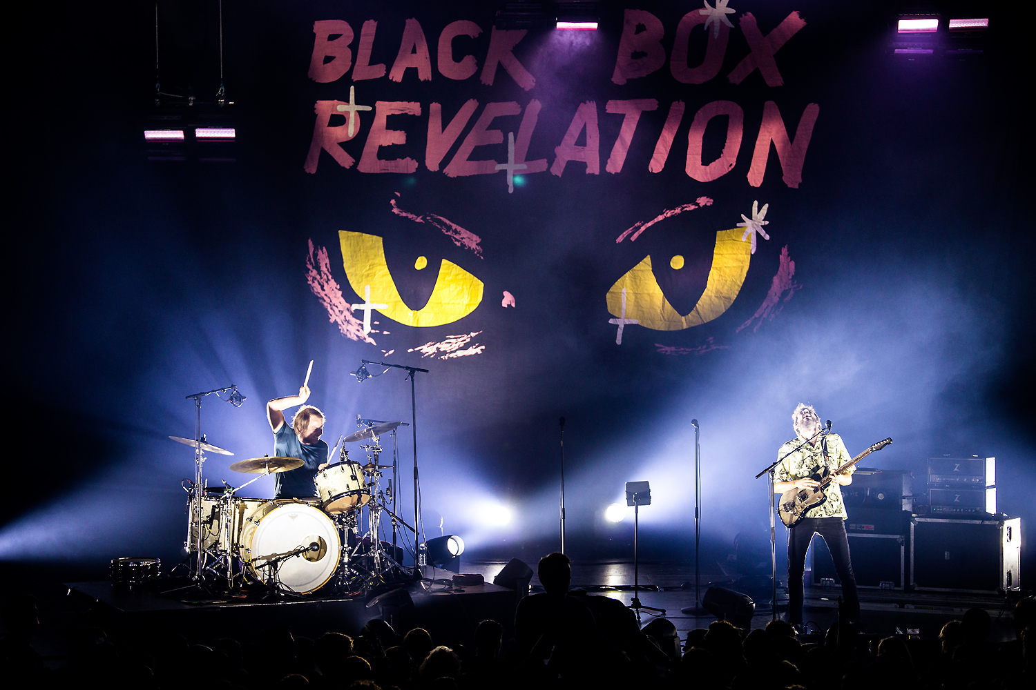 Black Box Revelation @ AB Brussel 2016 (Jan Van den Bulck)