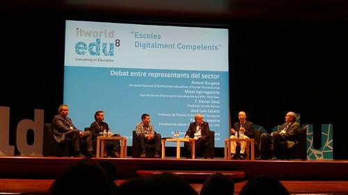 #ITworldEdu8, Escuelas digitalmente competente