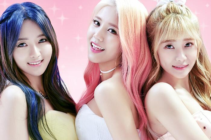 Saiu o MV de I'm Jelly Baby, debut do AOA Cream
