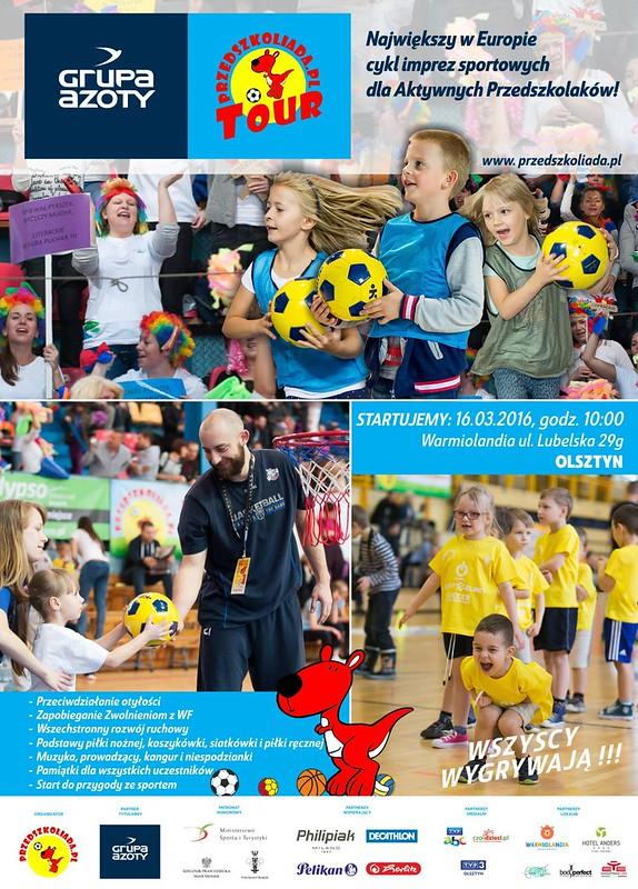 plakat Azoty PTour2016 olsztyn2