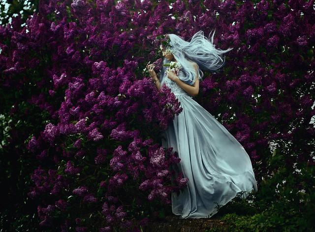 .bella. - You exist in spring...