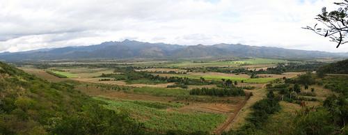 La Valle de los Ingenios ou la Vallée des Moulins à Sucre