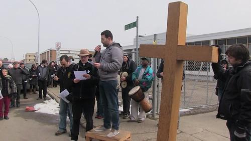 Outdoor Way of the Cross