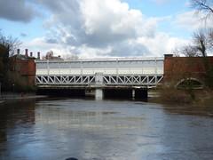 River Severn - Shrewsbury