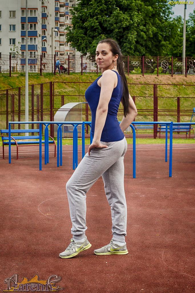 LoveStory девушка спортсменка