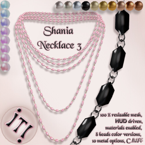 !IT! - Shania Necklace 3 Image