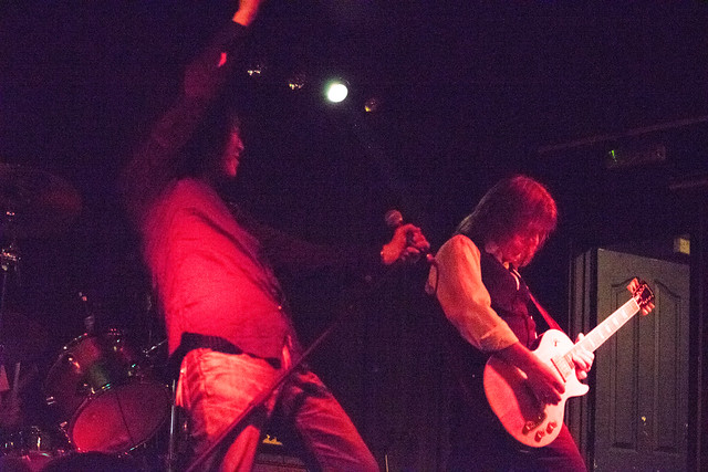 Freeway live at The Queen Vic, South Shields, 18 Mar 2016 -00101