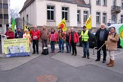 15.03.2016 Proteste und Unzufriedenheit in Colmar
