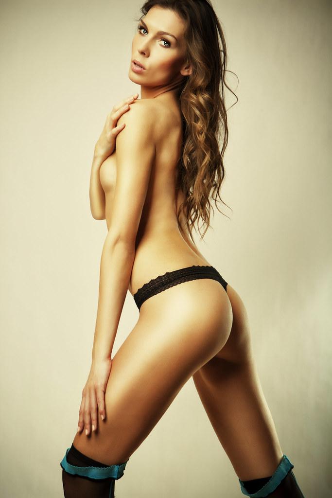 Gorgeous girl stripper
