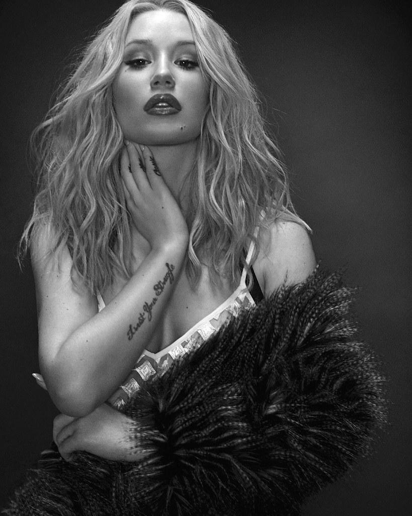 Игги Азалия — Фотосессия для «Remix» 2016 – 6