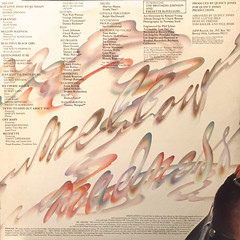 QUINCY JONES:MELLOW MADNESS(JACKET B)