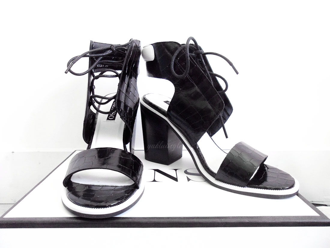 senso riley heel sandals
