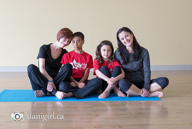 Photo cards for Ausome Ottawa yoga
