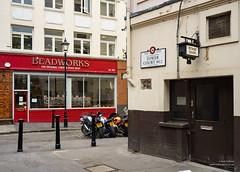 London Stage Doors