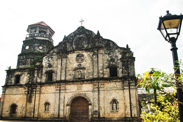 Sta.Monica Church , Pan-ay Capiz