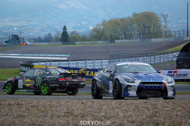 FUJI DRIFT & Motor Fan FESTA 23(SAT) 2016 GRAN TURISMO D1 GRAND PRIX SERIES Rd.2 24(SUN) 2016 D1 GRAND PRIX EXHIBITION MATCH April 23 - 24, 2016 at Fuji International Speedway