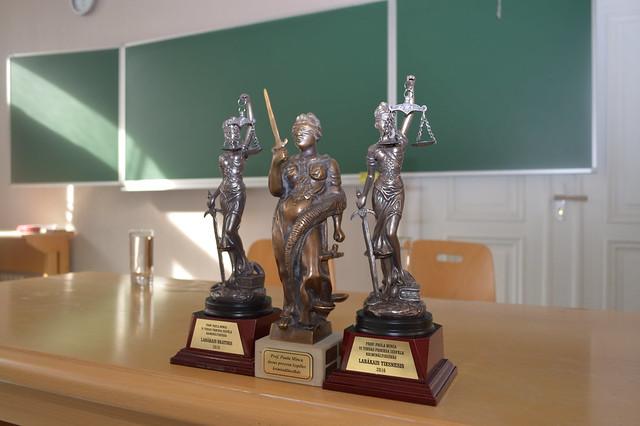 Prof. P.Minca VI tiesas procesa izspēle krimināltiesībās