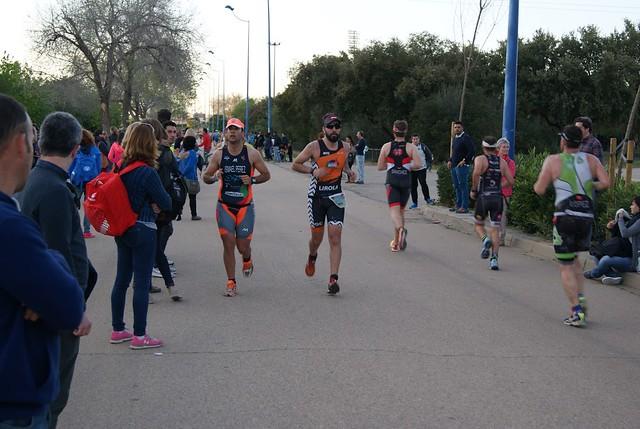 II Triatlón DX2 Olímpico Sin Drafting Sevilla