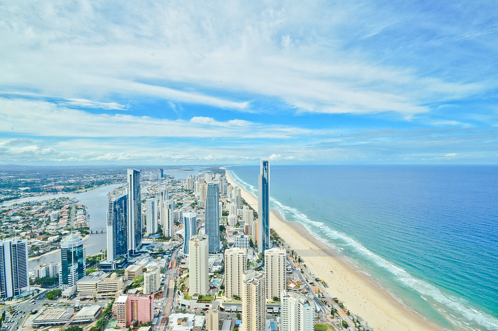 Q1 Observation Deck, Surfers Paradise