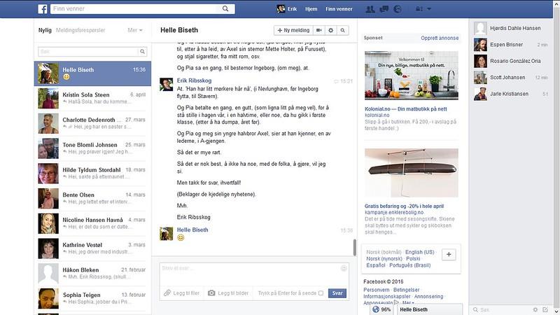 facebook helle
