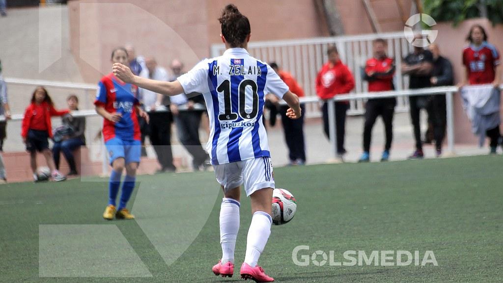 1ª División Femenina: Levante - Real Sociedad (José Duato)