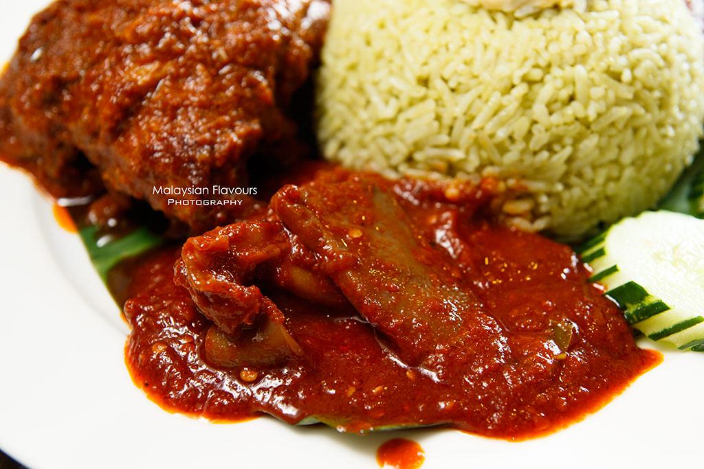 Heartbeans Coffee Cafe Pandan Indah KL sambal sotong
