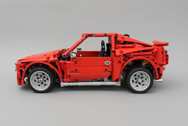 Mazda  Rally Car Parts