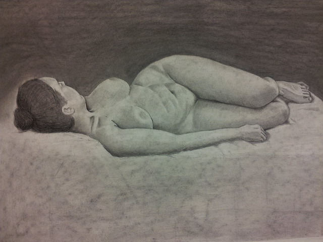 penultimate figure drawing