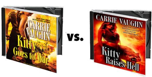 Kitty Goes to War vs Kitty raises Hell