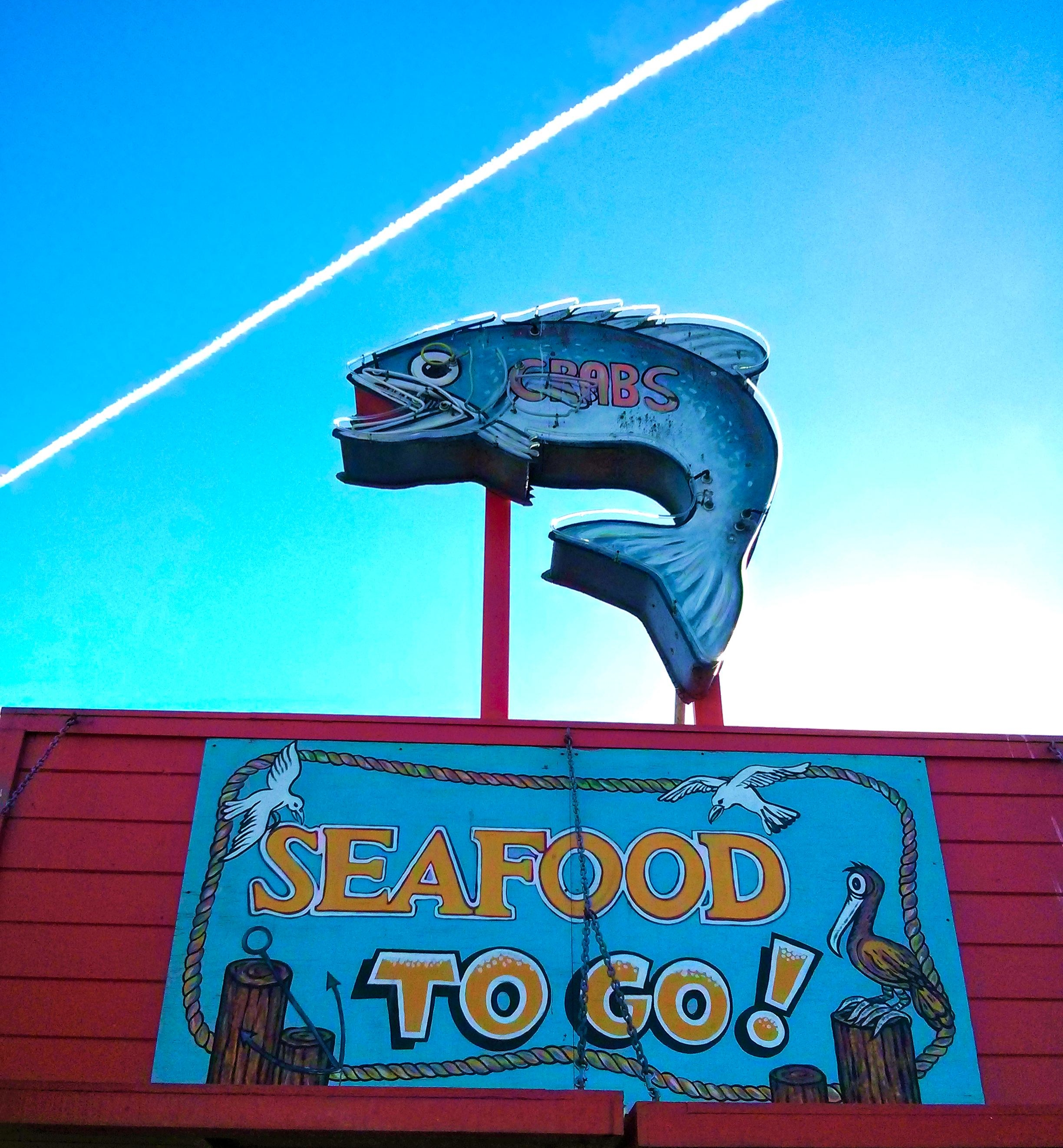 Seafood To Go!