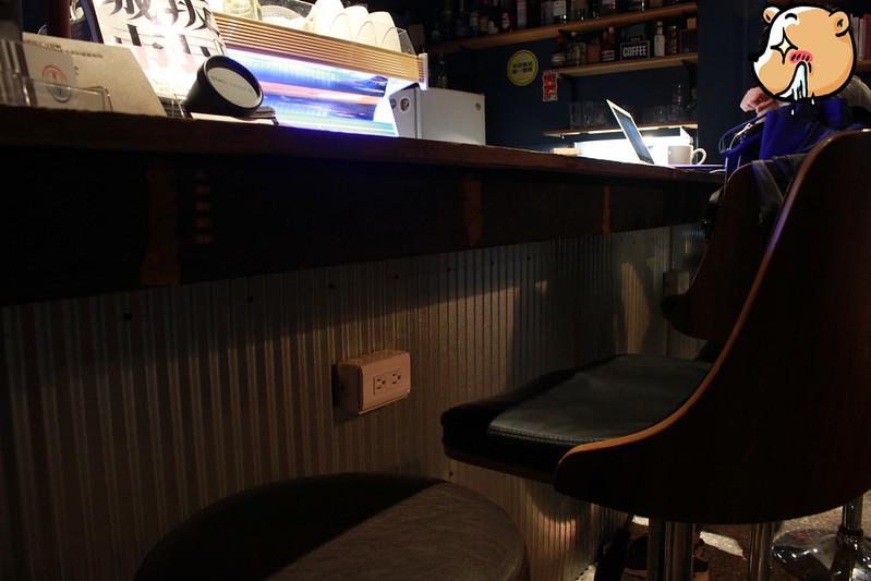 台北。深夜主題。暗角咖啡。17度C台北隨拍 (31)
